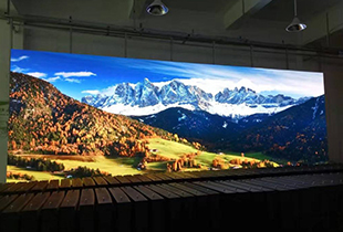 P4 full color LED display screen